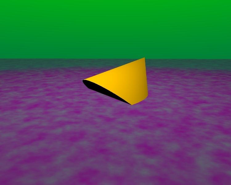 Abyssmal Cone