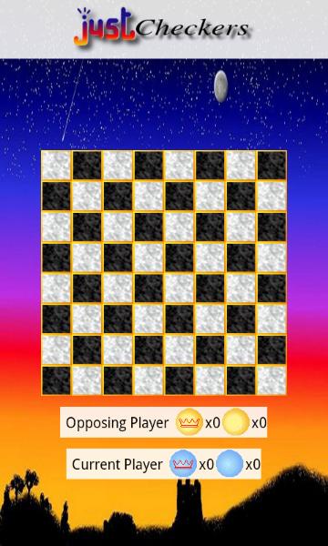 New Game Screen (Mockup) - Version 0.1.99
